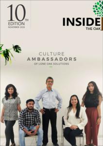 Inside 'The Oak' - Edition 10