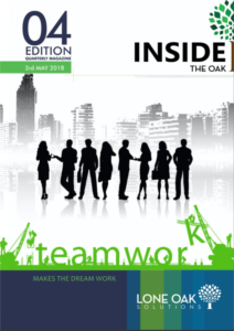 Inside 'The Oak' - Edition 4